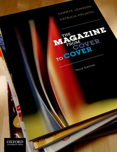 Magazine from Cover to Cover  3rd 2013 edition cover