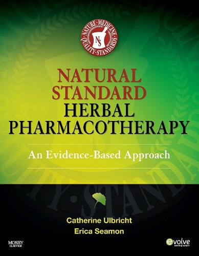 Natural Standard Herbal Pharmacotherapy An Evidence-Based Approach  2010 edition cover
