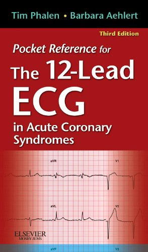 Pocket Reference for the 12-Lead ECG in Acute Coronary Syndromes  3rd 2012 edition cover