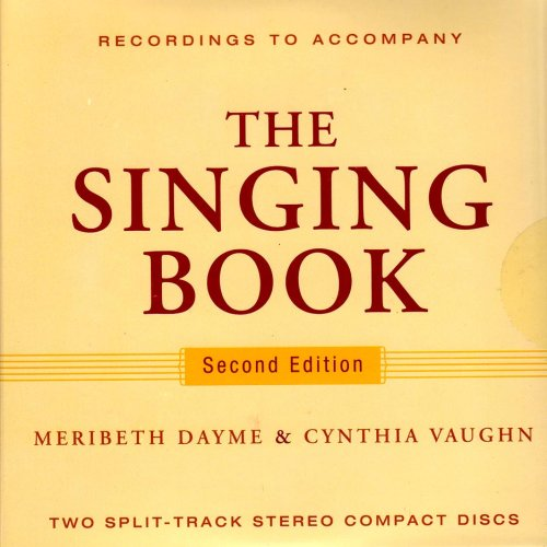 Recordings to Accompany the Singing Book  2nd 2008 edition cover