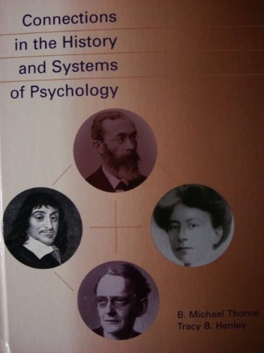 History of Psycology 1st edition cover