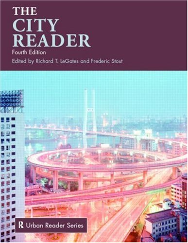 City Reader  4th 2007 edition cover