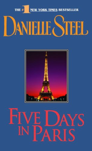 Five Days in Paris   1995 edition cover