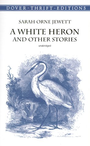 White Heron and Other Stories   1999 edition cover