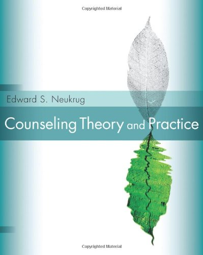Counseling Theory and Practice   2011 edition cover