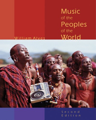 Music of the Peoples of the World  2nd 2009 edition cover