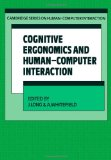 Cognitive Ergonomics and Human-Computer Interaction   2011 9780521204842 Front Cover