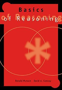 Basics of Reasoning   2001 9780534538842 Front Cover