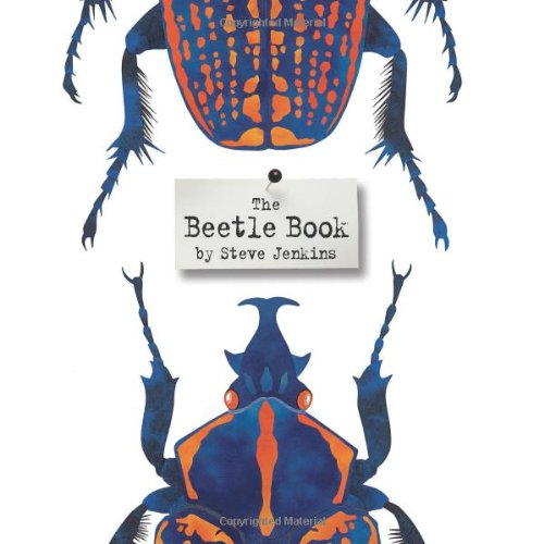 Beetle Book   2012 9780547680842 Front Cover