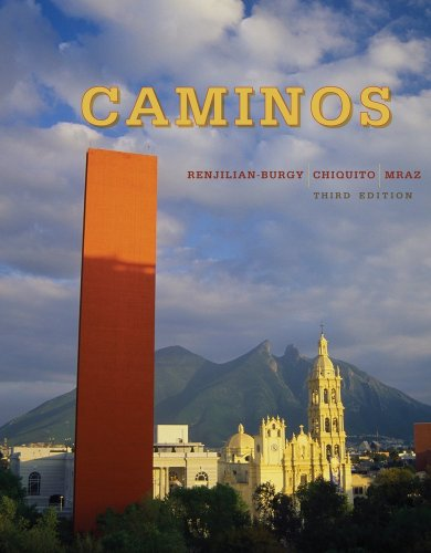 Caminos  3rd 2008 edition cover