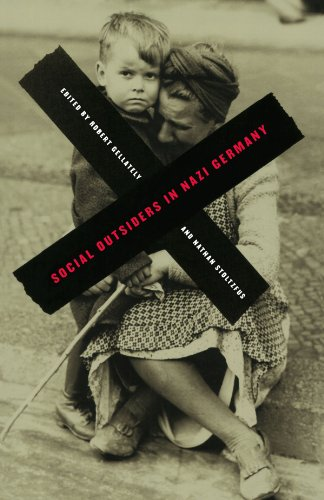 Social Outsiders in Nazi Germany   2001 edition cover