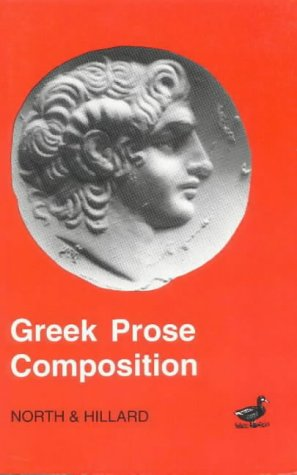 Greek Prose Composition 9th 1978 edition cover