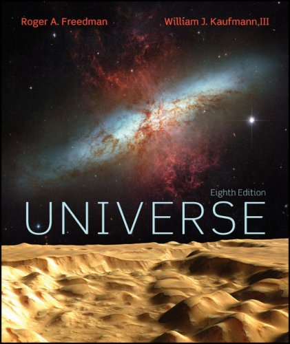 Universe  8th 2008 edition cover