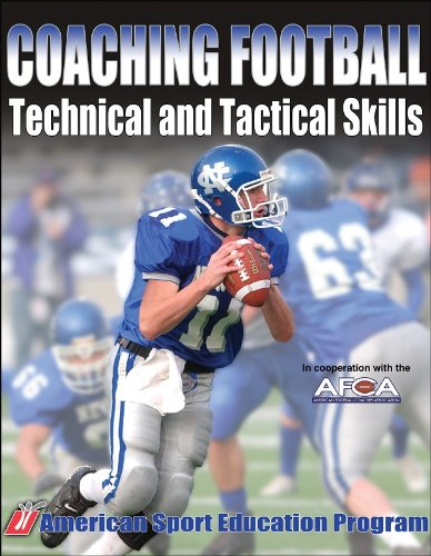 Coaching Football Technical and Tactical Skills   2006 edition cover