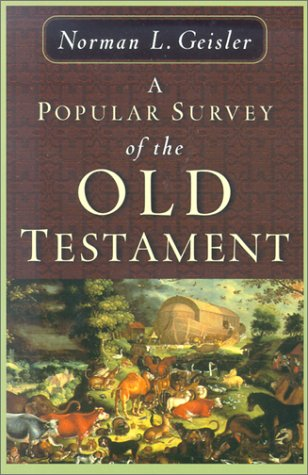 Popular Survey of the Old Testament  N/A edition cover