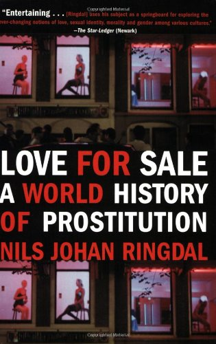 Love for Sale A World History of Prostitution N/A edition cover