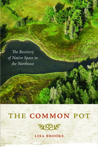 Common Pot The Recovery of Native Space in the Northeast  2008 edition cover