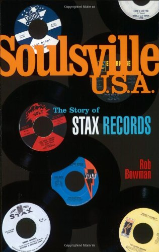Soulsville U. S. A. The Story of Stax Records  2003 edition cover