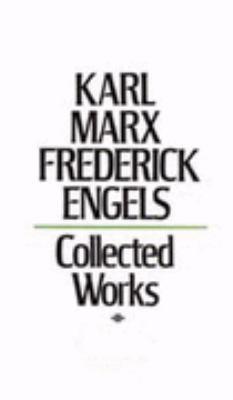 Karl Marx, Frederick Engels N/A edition cover