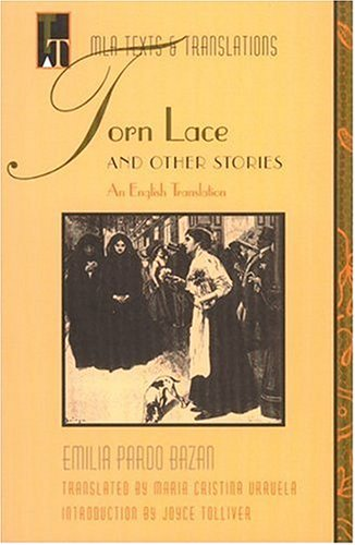 Torn Lace and Other Stories   1996 edition cover