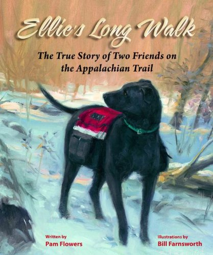 Ellie's Long Walk The True Story of Two Friends on the Appalachian Trail N/A 9780882408842 Front Cover