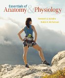 Essentials of Anatomy & Physiology + Connect Access Card:   2015 9781259656842 Front Cover