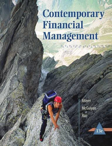 Contemporary Financial Management + Thomson One - Business School Edition 6-month Printed Access Card:   2014 9781285198842 Front Cover