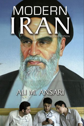 Modern Iran  2nd 2008 (Revised) edition cover