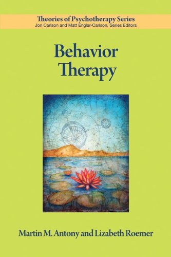 Behavior Therapy   2011 edition cover