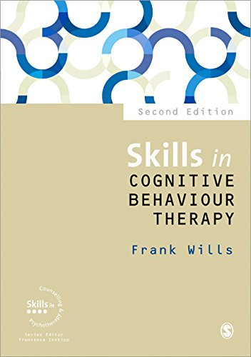 Skills in Cognitive Behaviour Therapy  2nd 2014 edition cover