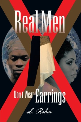 Real Men Don't Wear Earrings   2013 edition cover