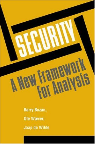 Security A New Framework for Analysis N/A edition cover