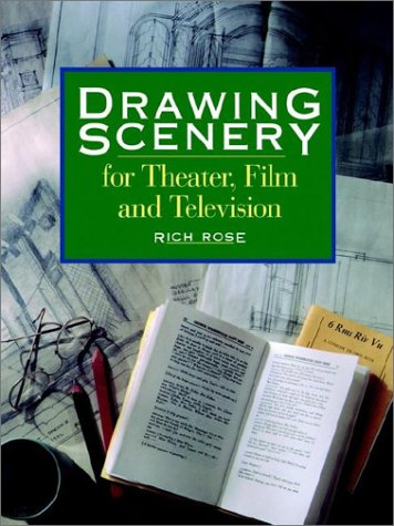 Drawing Scenery  N/A edition cover