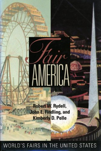 Fair America World's Fairs in the United States  2000 edition cover