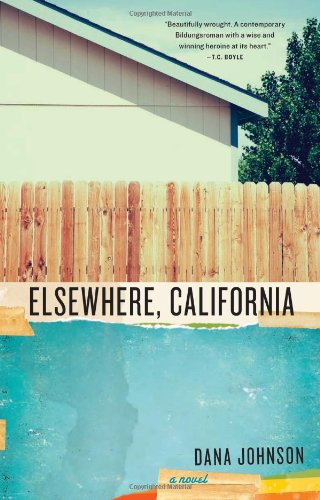 Elsewhere, California A Novel N/A edition cover