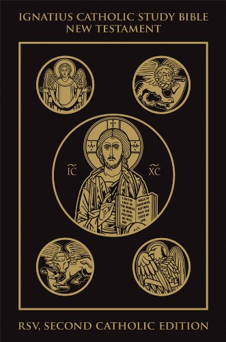 Ignatius Catholic Study Bible: New Testament  N/A edition cover