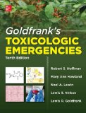 Goldfrank's Toxicologic Emergencies  10th 2015 edition cover