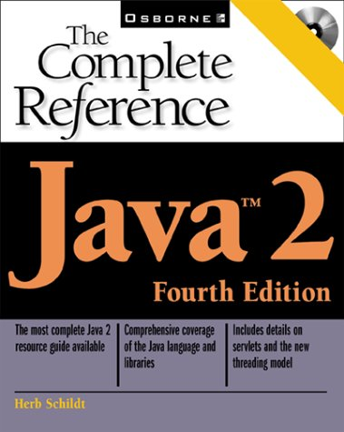 Java 2 The Complete Reference 4th 2001 9780072130843 Front Cover