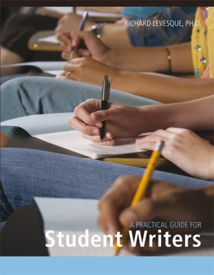 Practical Guide for Student Writers   2010 edition cover