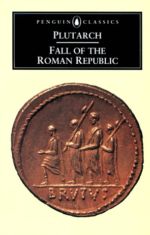 Fall of the Roman Republic   1972 (Revised) edition cover