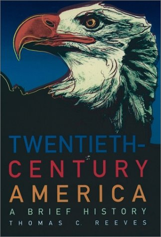 Twentieth-Century America A Brief History  2000 edition cover