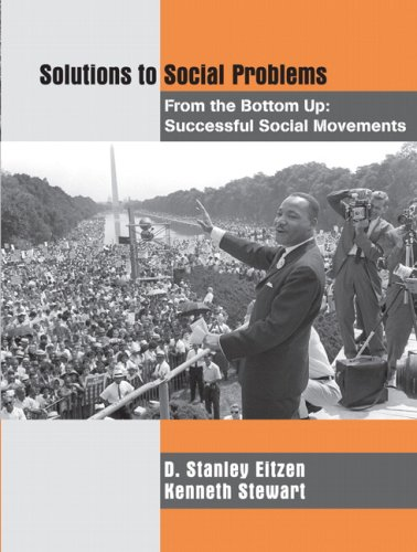 Solutions to Social Problems from the Bottom Up Successful Social Movements  2007 edition cover