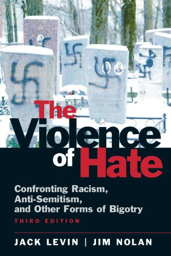 Violence of Hate Confronting Racism, Anti-Semitism, and Other Forms of Bigotry 3rd 2011 edition cover