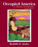 Occupied America A History of Chicanos 8th 2015 edition cover