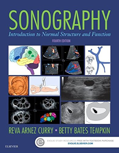 Sonography Introduction to Normal Structure and Function 4th 2016 9780323322843 Front Cover