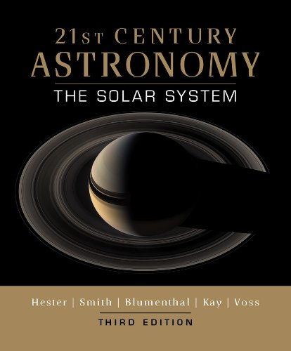 21st Century Astronomy The Solar System 3rd edition cover