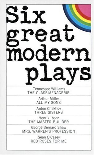 Six Great Modern Plays  N/A edition cover