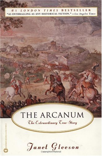 Arcanum The Extraordinary True Story N/A edition cover