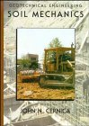 Geotechnical Engineering Soil Mechanics  1995 edition cover