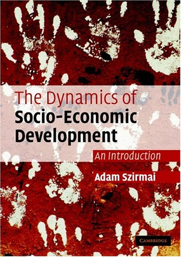 Dynamics of Socio-Economic Development An Introduction 2nd 2004 edition cover